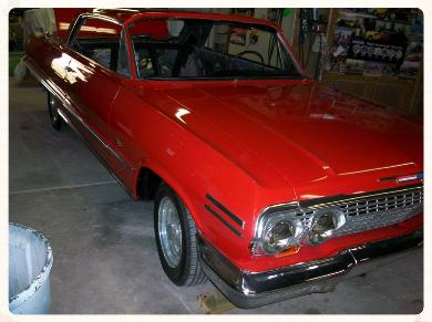 1963 Impala for Sale